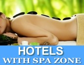 spa hotels in Roses