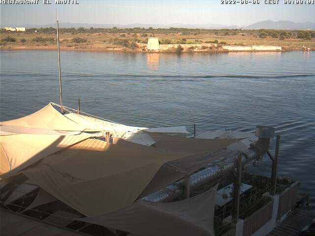 Dettagli webcam Costa Brava - Restaurant El Nautil