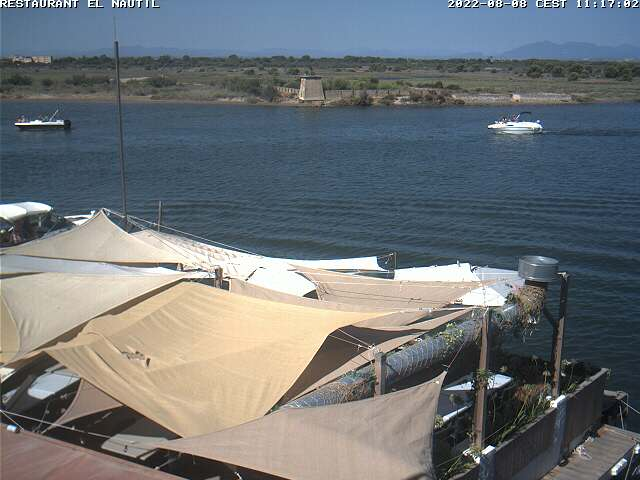 Webcam Restaurant El Nautil
